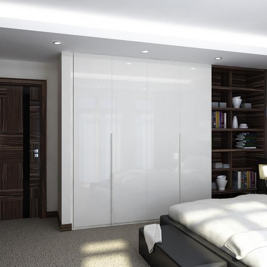 Модульні та вбудовані меблі для дому