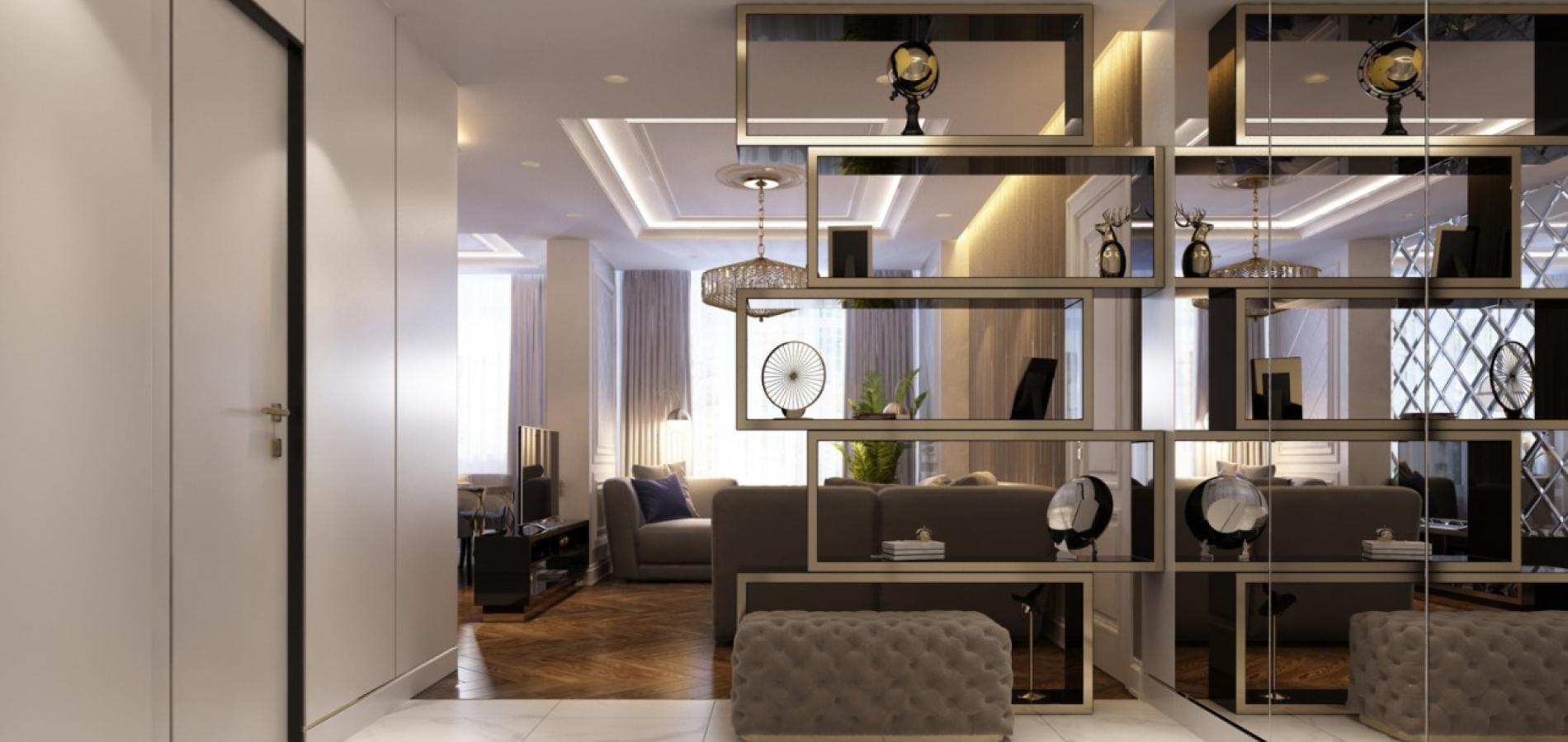 Дизайнерское оформление квартиры в Киеве
