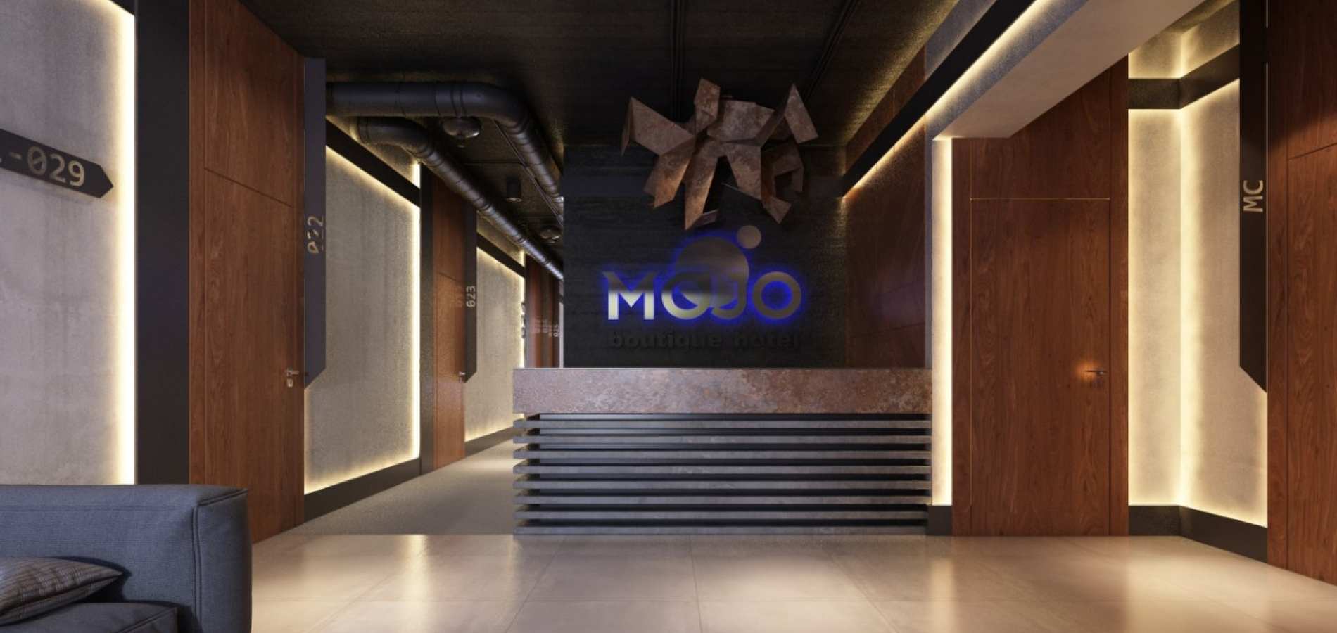 Готель Mojo