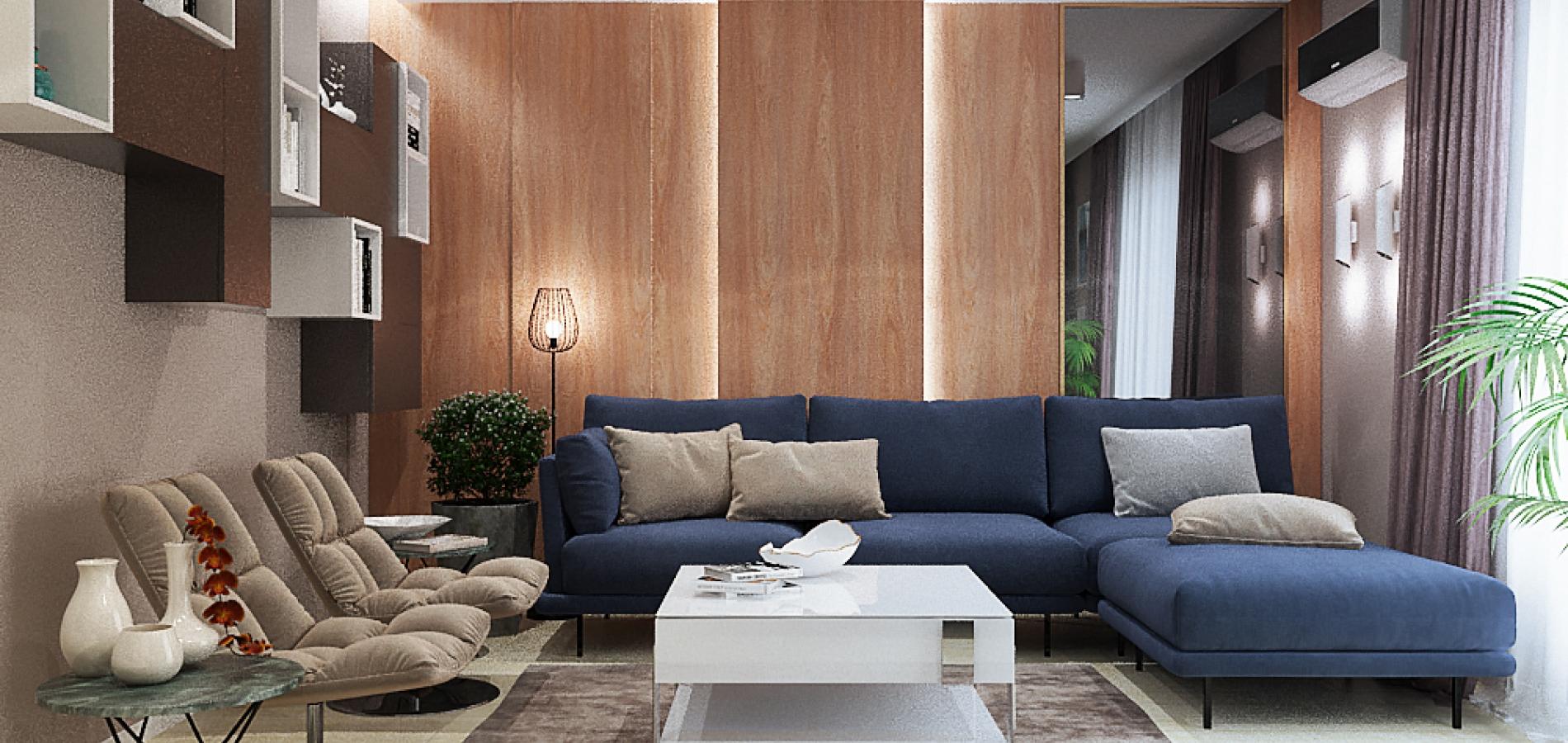 Современный дизайн мебели для квартиры