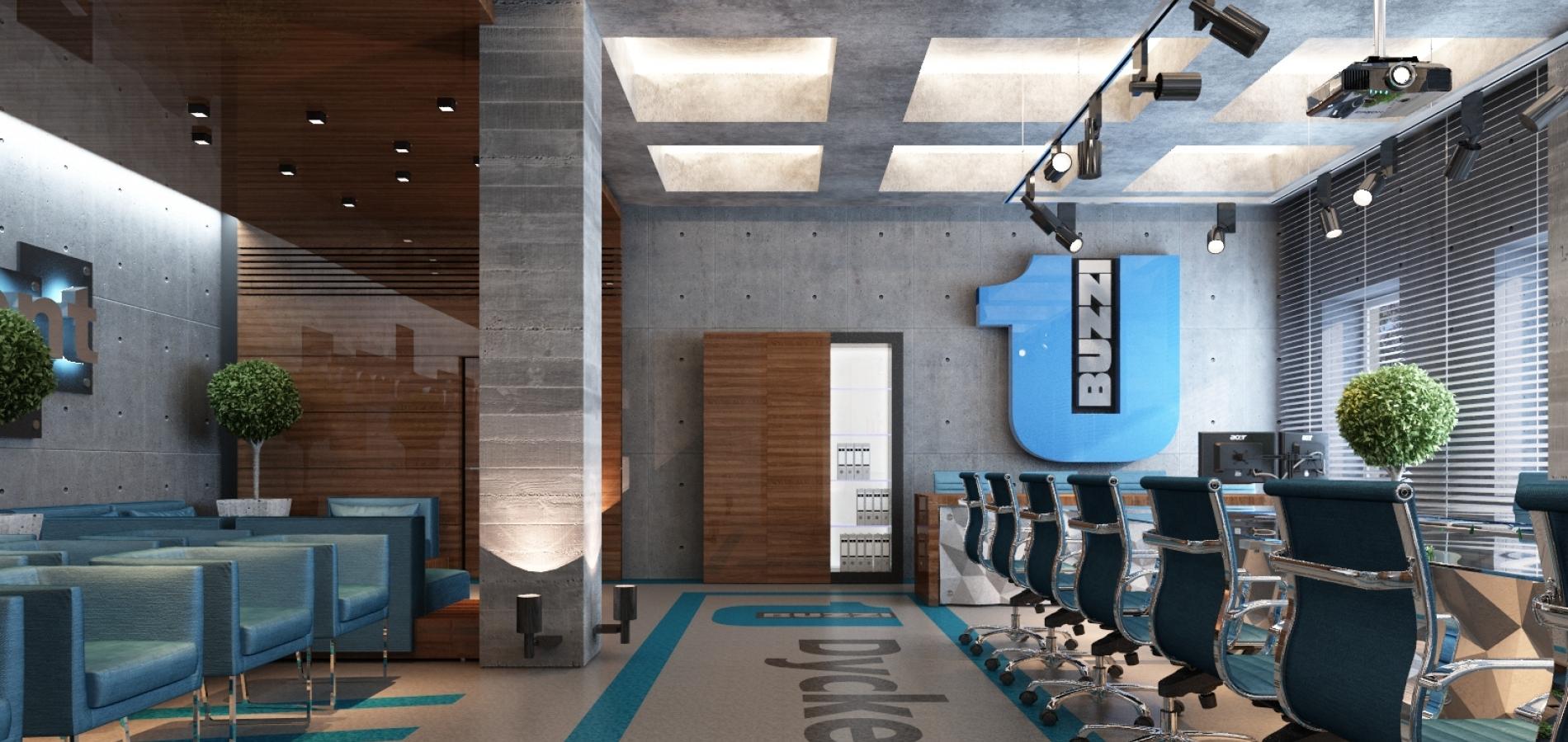 Офісне приміщення VOLYN-CEMENT