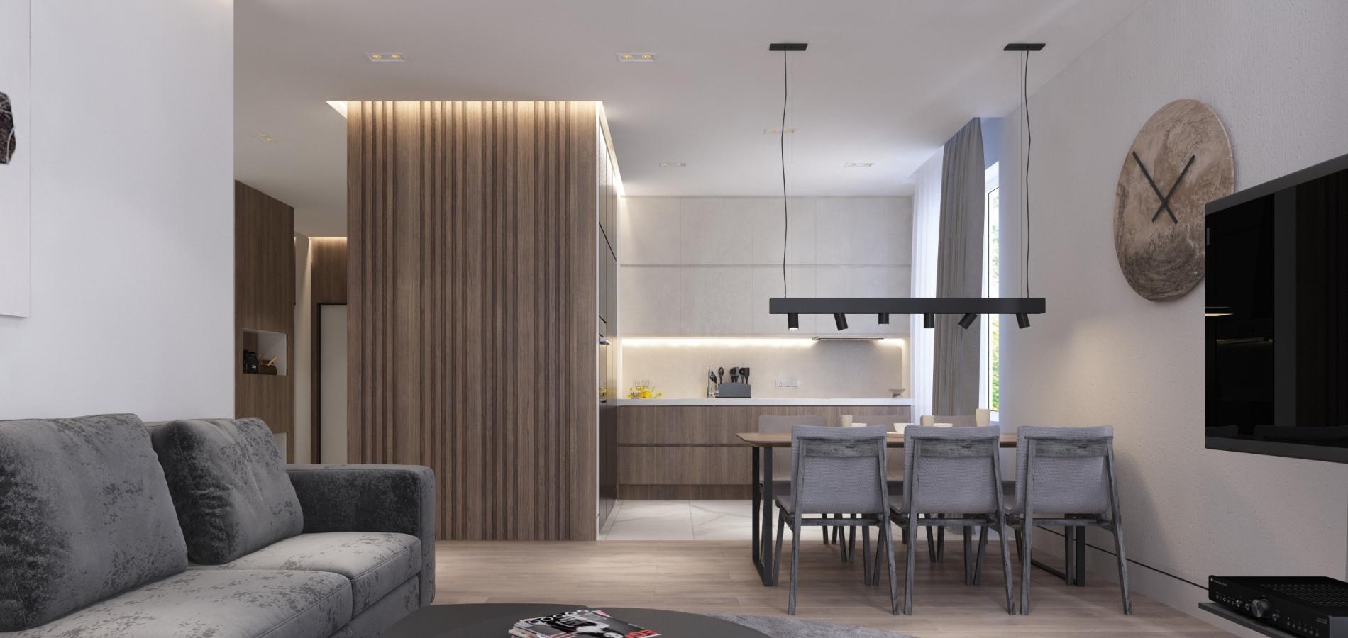 Индивидуальная мебель для квартиры во Львове