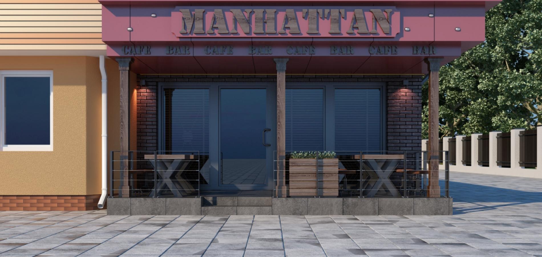 Кафе  MANHATTAN