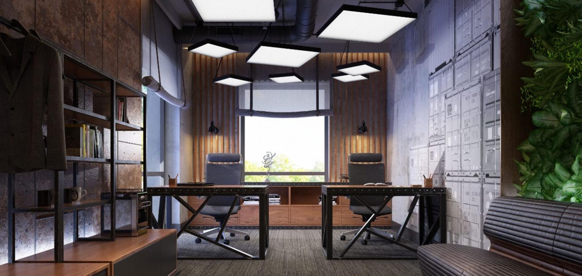 Кабінет в готелі OH_