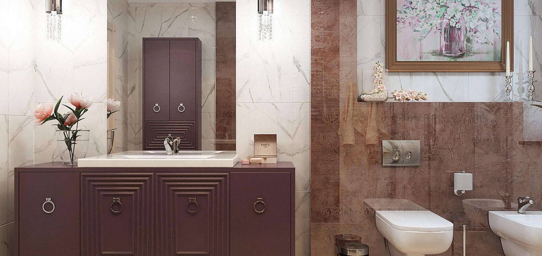 Класична ванна кімната WK_107
