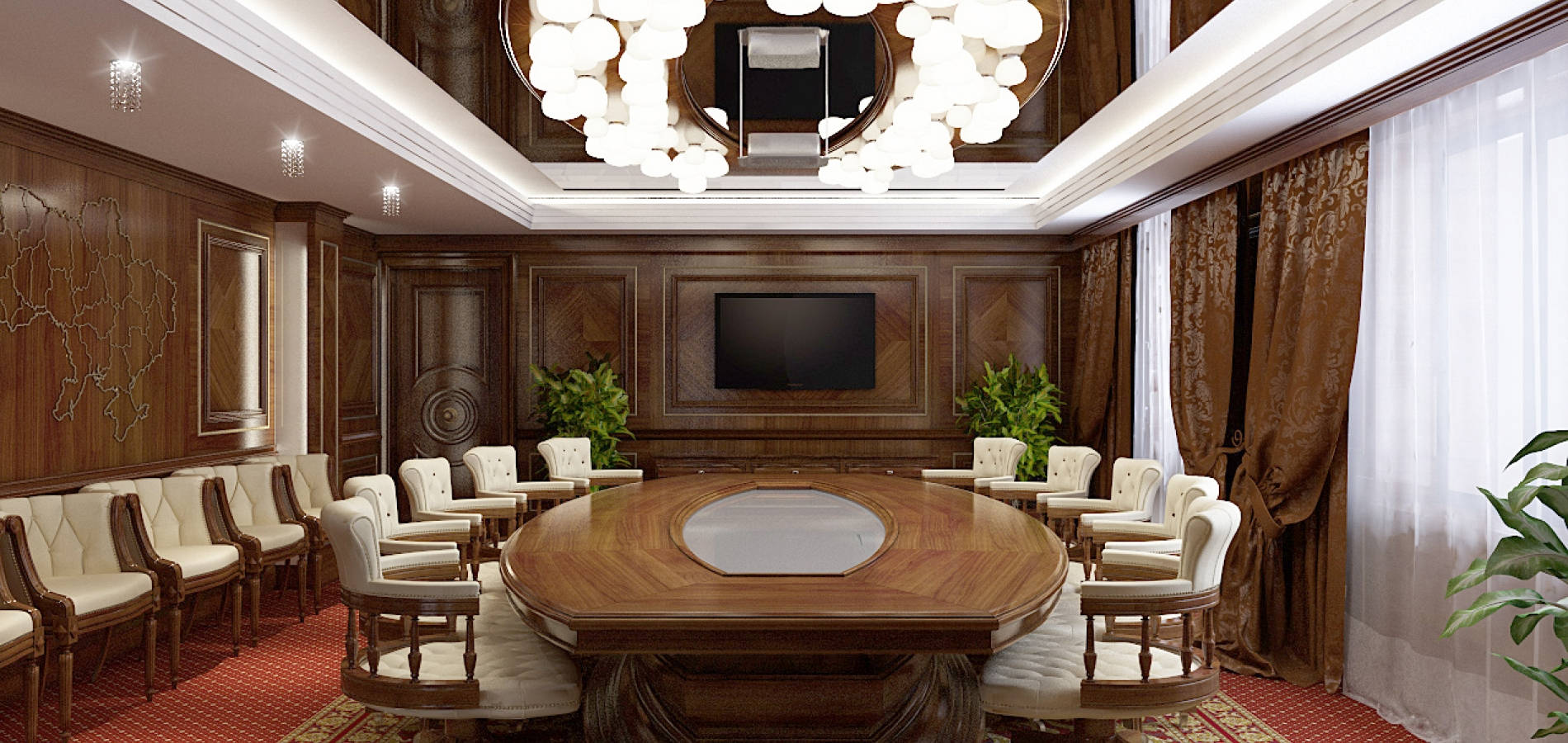 Кабінет для переговорів OK_101