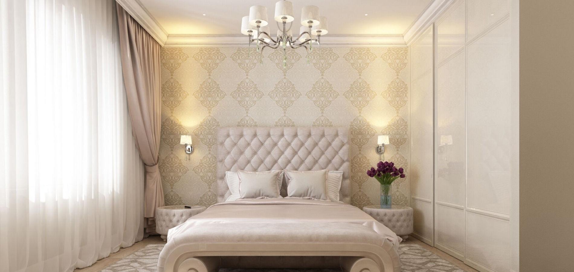 Спальня бежева SK_110