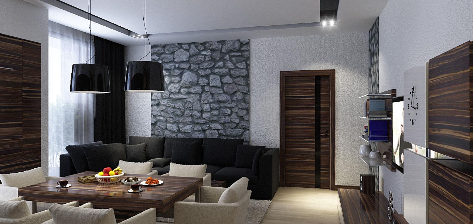 Вітальня в квартирі GMD_212