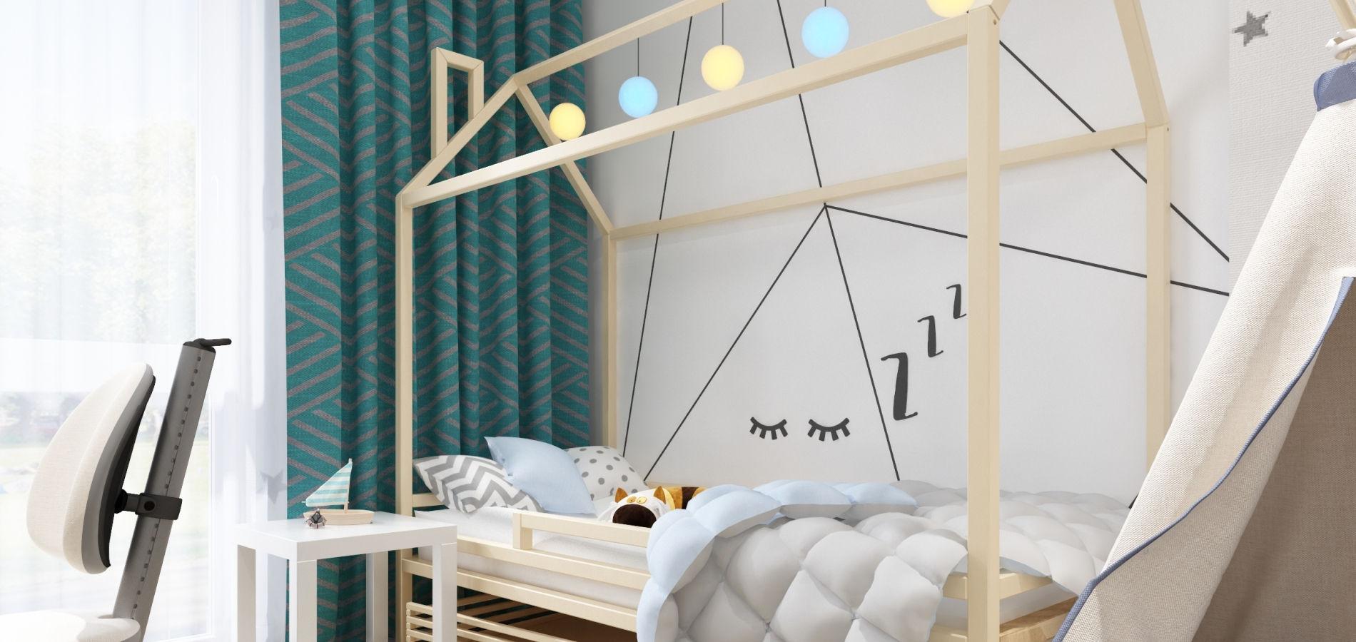 Затишна кімната для малечі KRMD_209
