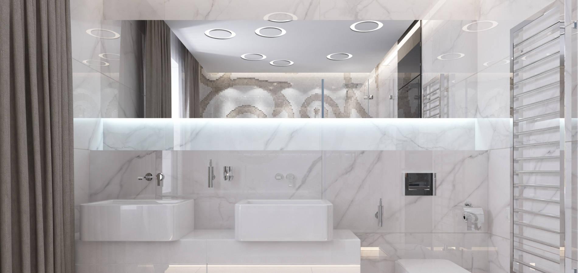 Ванна оздоблена акриловими плитами WH_402
