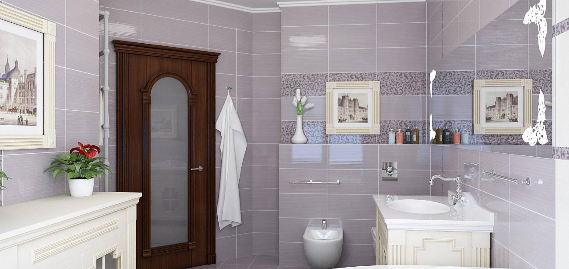 Ванна кімната в класичному стилі WK_109