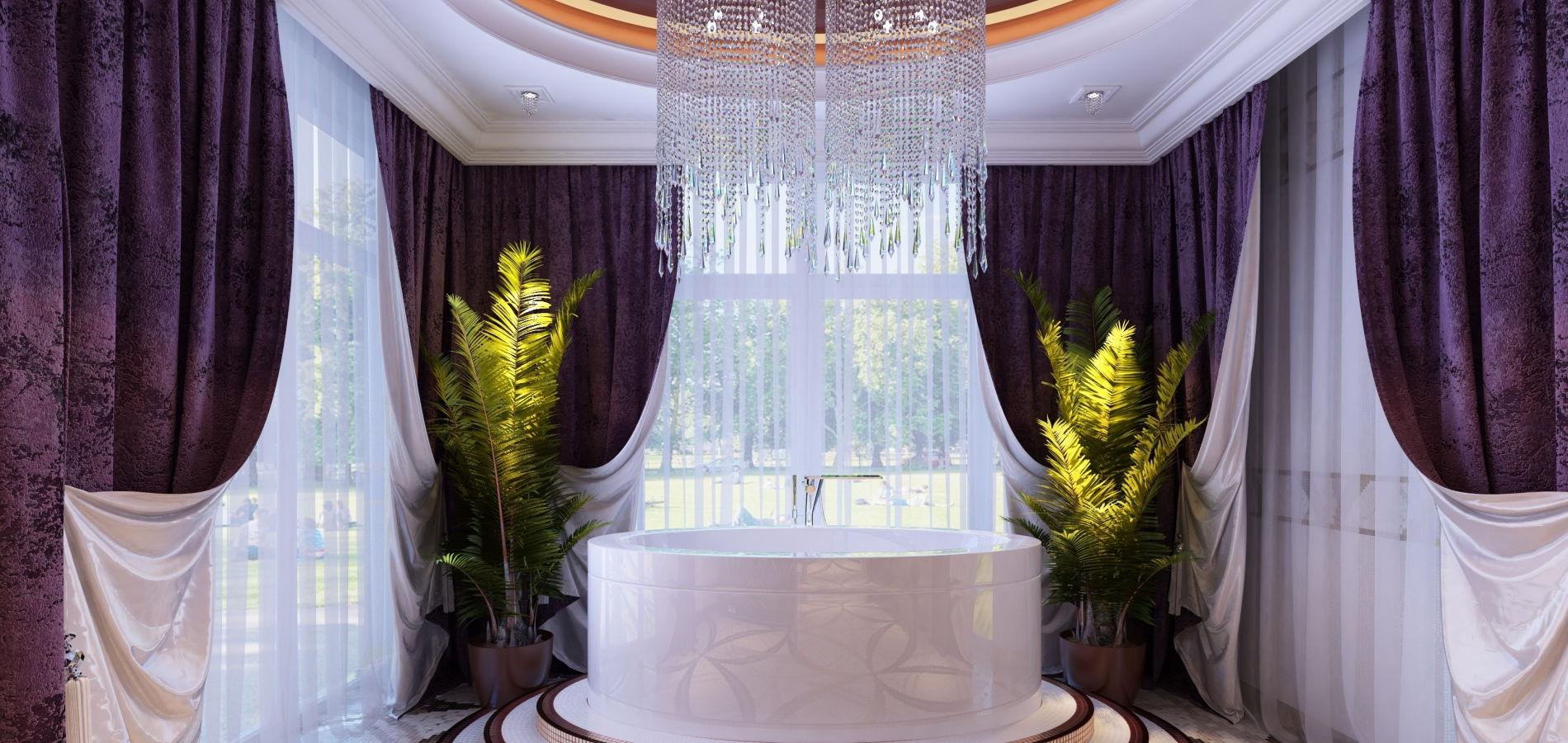Розкішна ванна кімната для вас WK_217