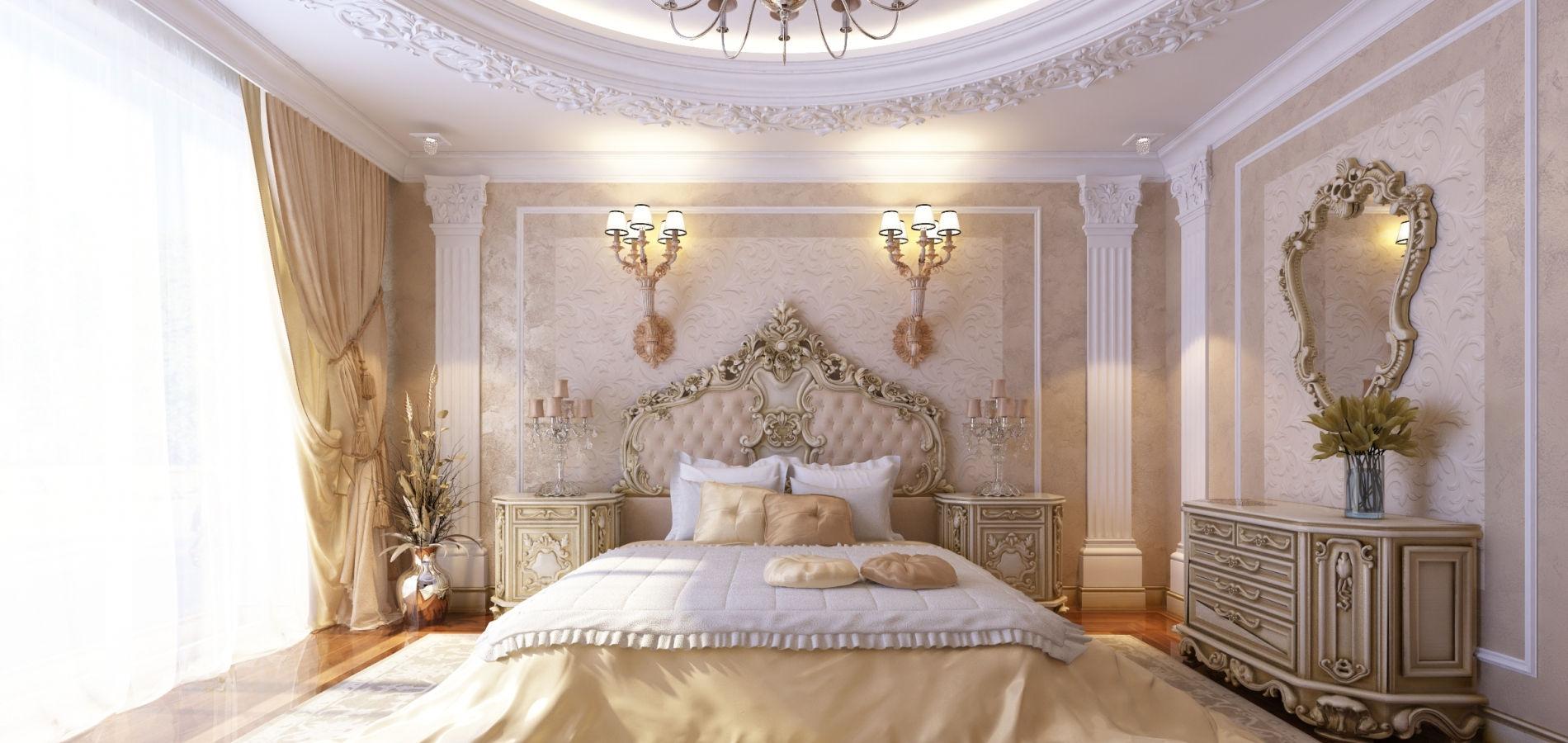 Розкішна спальня саме для вас SK_120