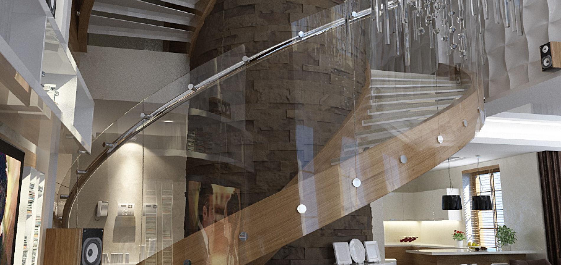 Гвинтові сходи SMD_201
