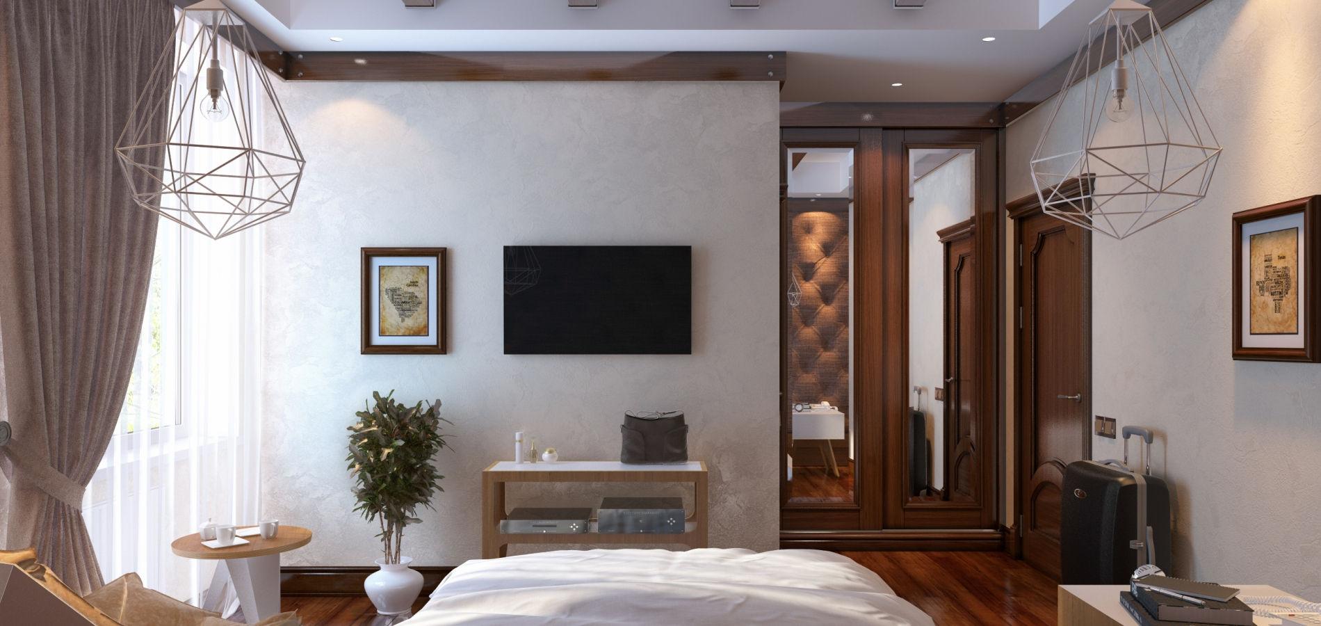 Спальня в стилі модерн RMD_312