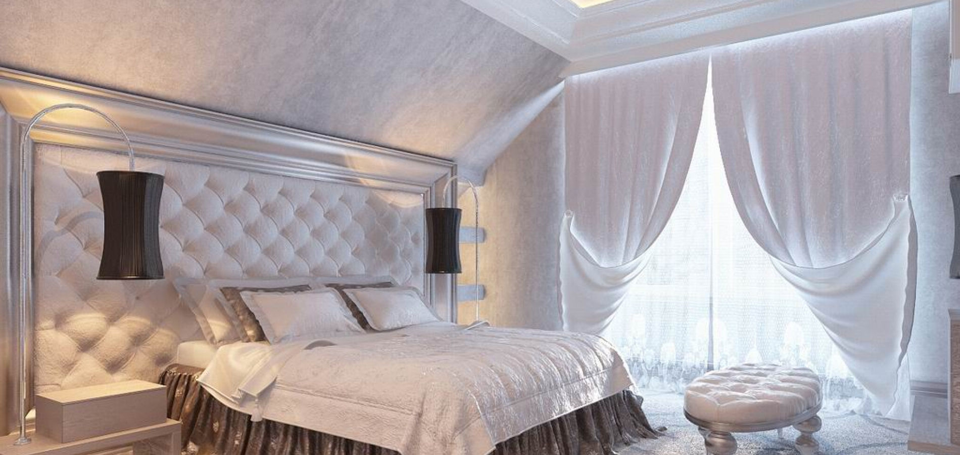 Спальня в класичному стилі SK_113
