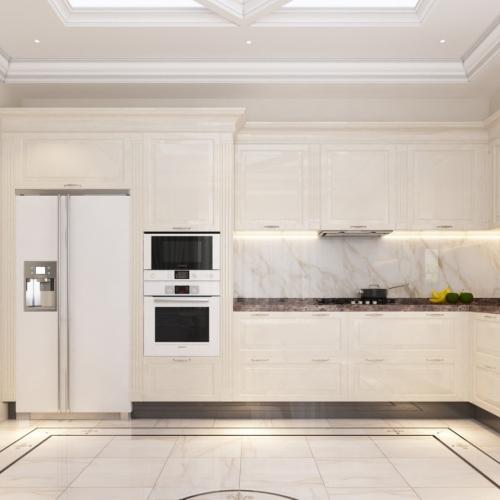 Кухня в класичному стилі K_108