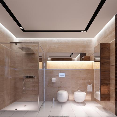 Ванная авторский дизайн WMD_206