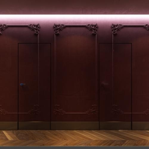 Сучасні інтерєрні двері DMD_211