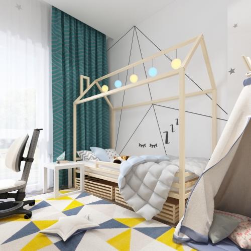 Уютная комната для детей KRMD_209
