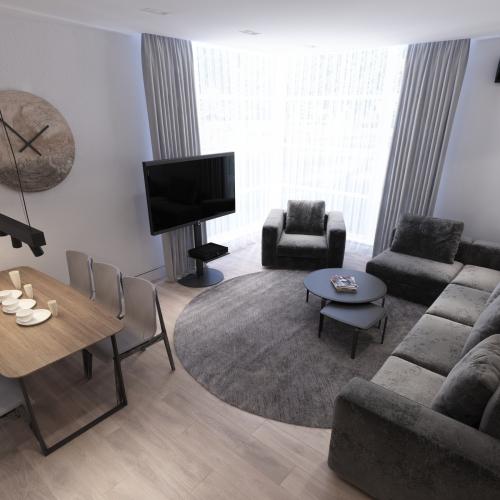 Гостиная в квартире Львов GH_402
