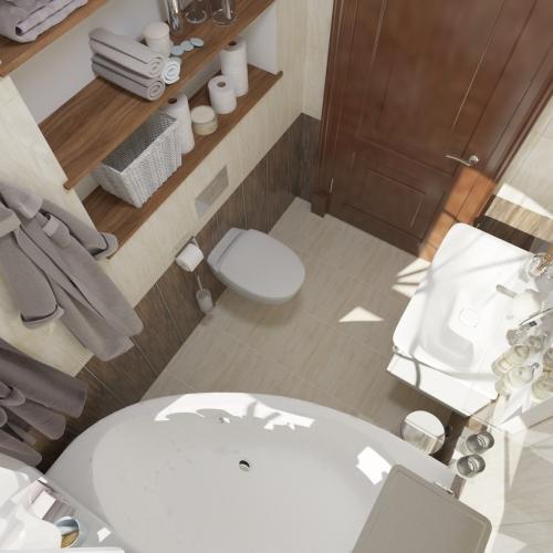 Ванная комната WMD_204