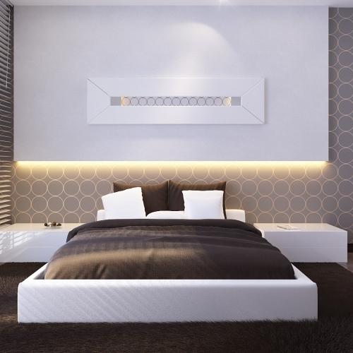 Спальня в стилі мінімалізм SM_301
