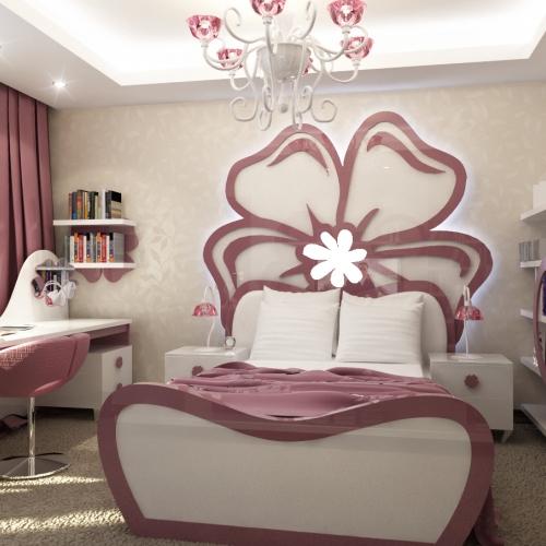 Дитяча кімната дівчинки KRMD_202