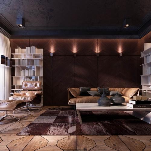 Вітальня кабінет GMD_205